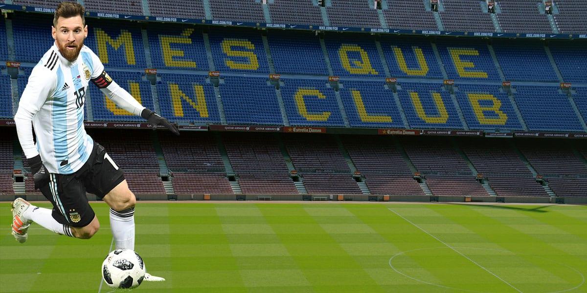 Messi – Čarobnjak Iz Argentine
