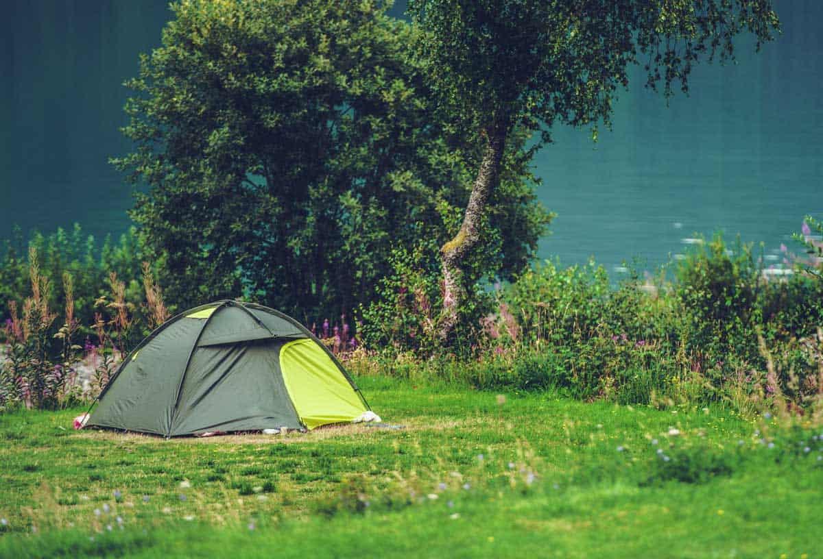 Šator za kampiranje