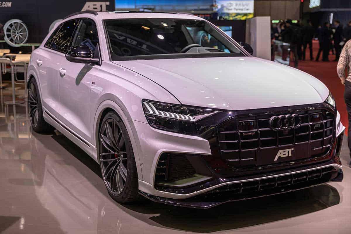Audi Q8 2019 Ženeva sajam automobila