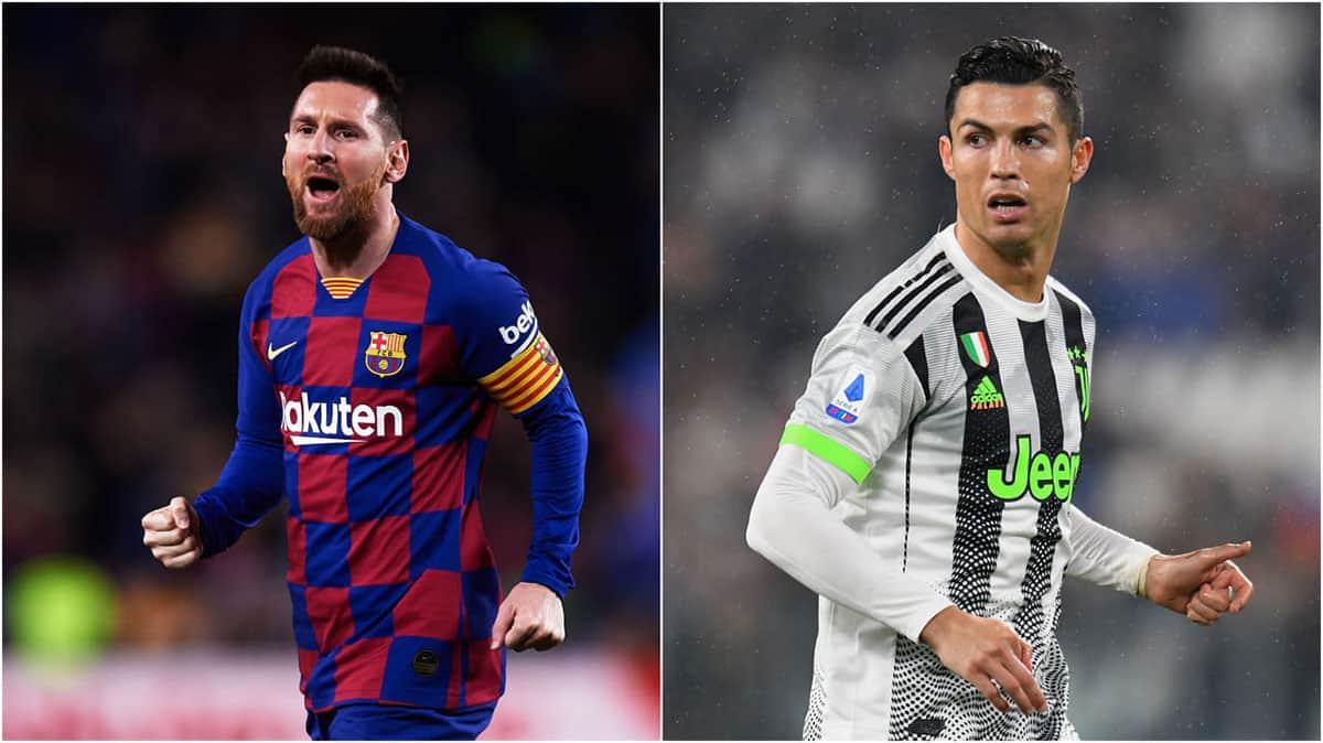 Messi ili ROnaldo