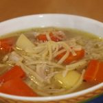 Pileca supa