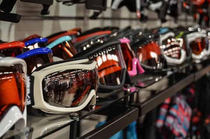 Naočale za skijanje
