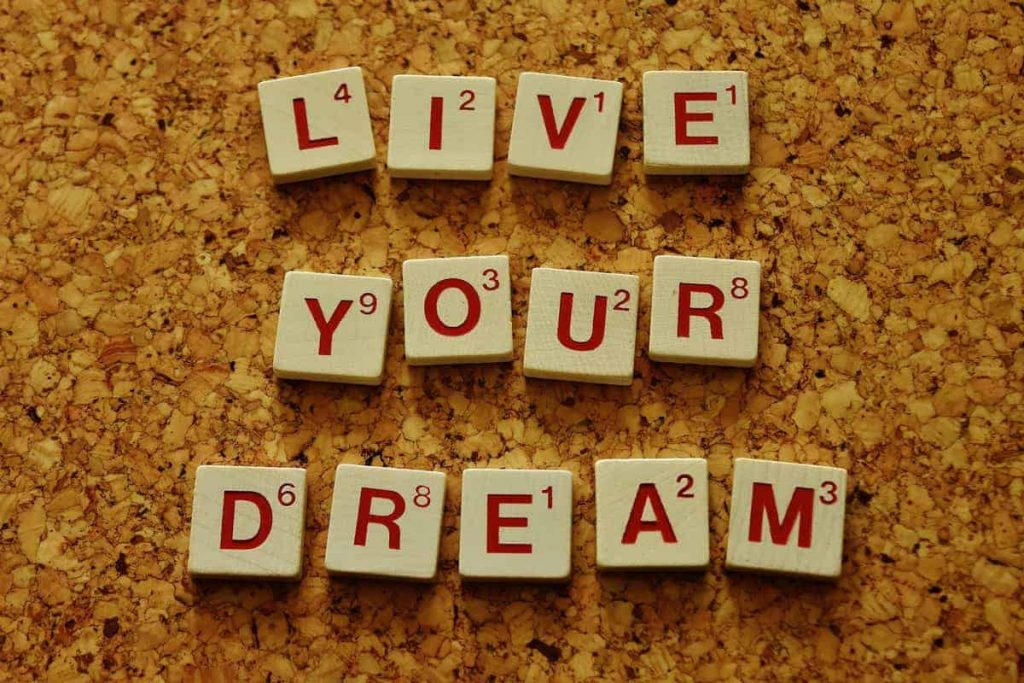 Zivite svoje snove
