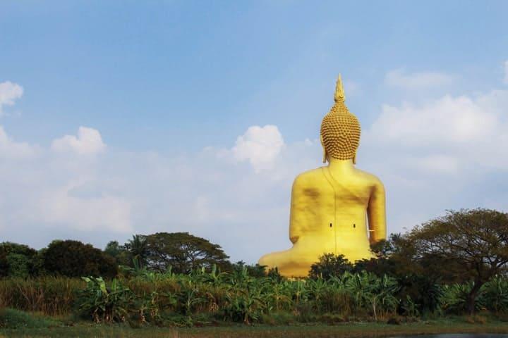 Buddha Tajland