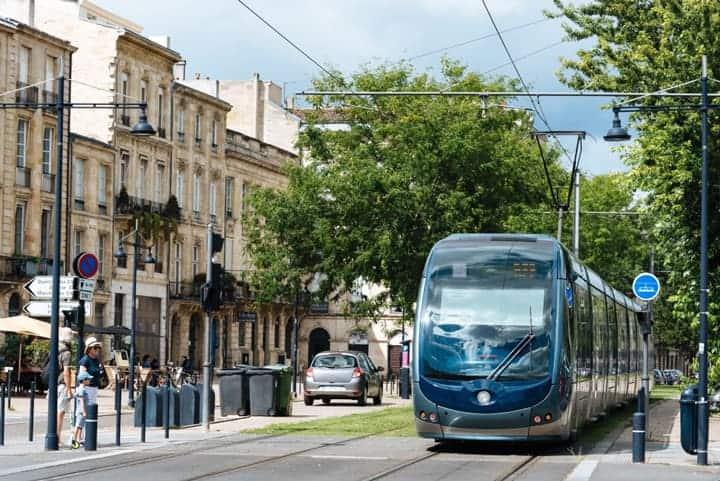 Francuska javni prevoz