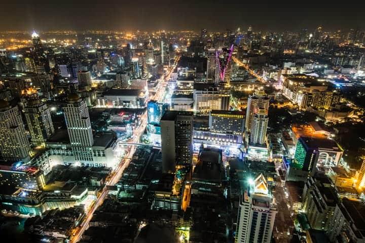 Bangkok barovi