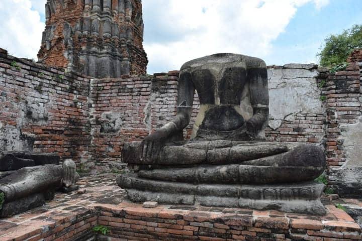 Tajland hramovi