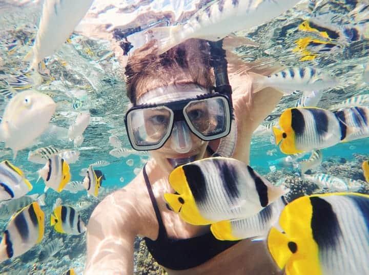 Tajland ronjenje