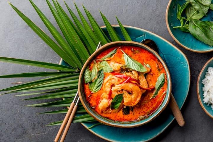 tajlandsko tradicionalno jelo