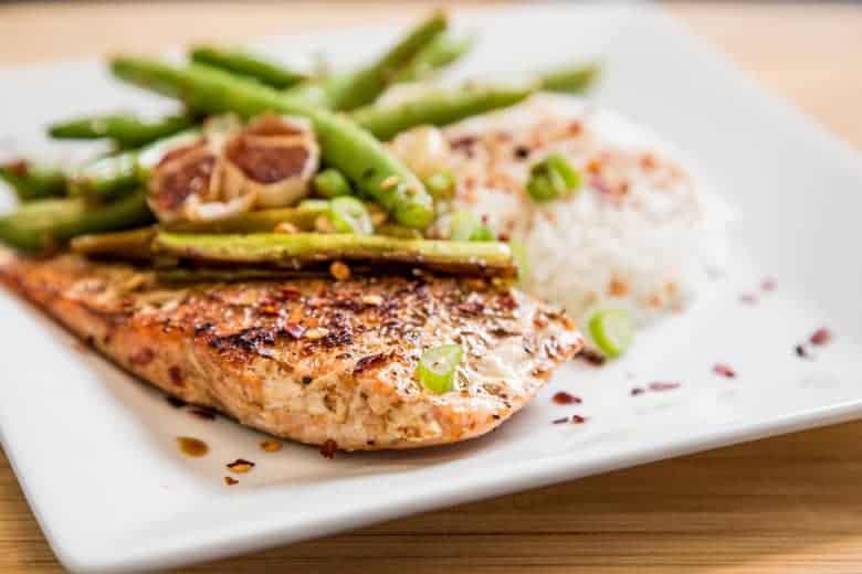 Zdrava hrana bogata ugljikohidratima
