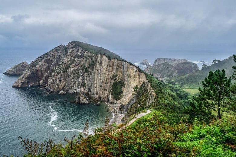 Asturijska obala