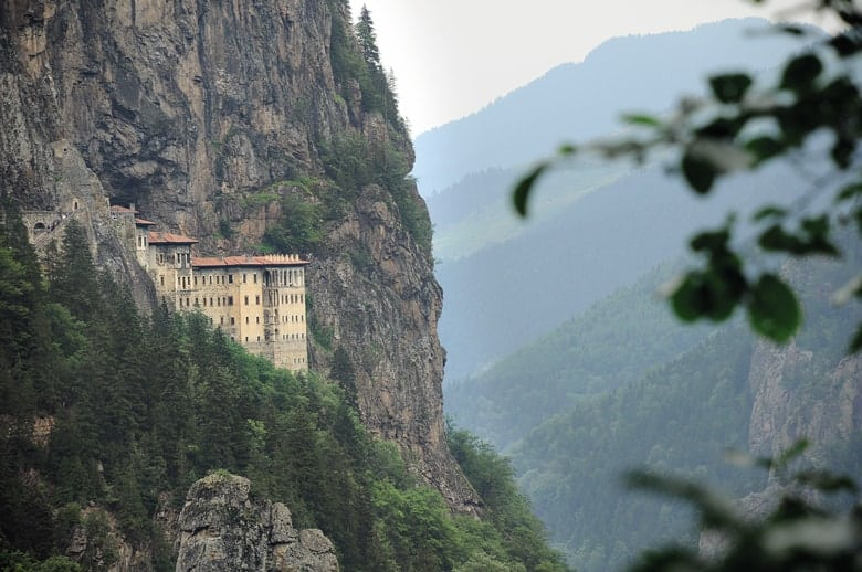 Sumela manastir