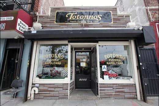 Totonno's Pizzeria Napolitano