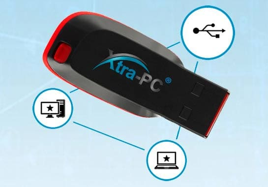 Xtra-PC povezivanje