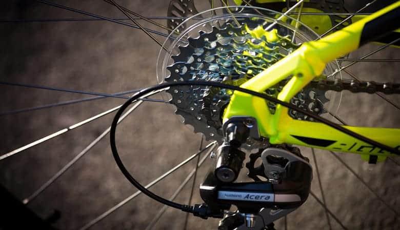 biciklo zupcanici