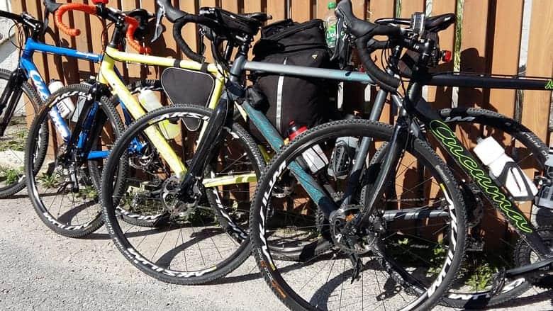 cestovno biciklo velicina