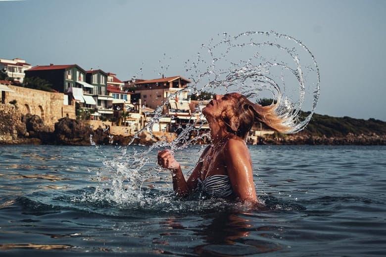 ljeto i kosa