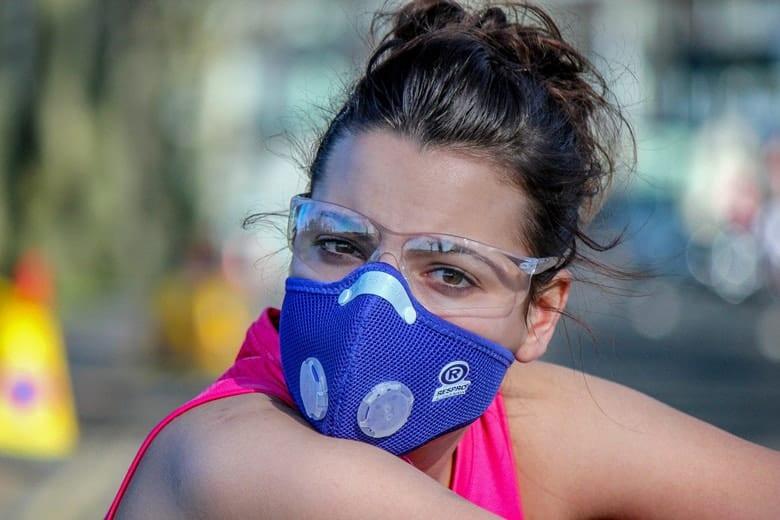 maska protiv alergije