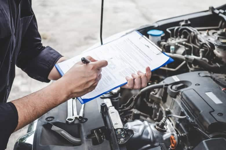 mehanicar pregled auta