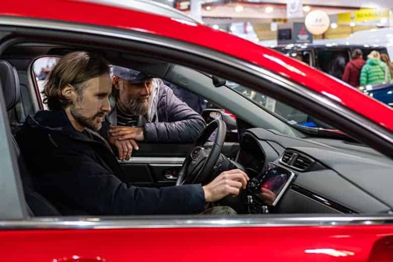 testirajte automobil prije kupovine