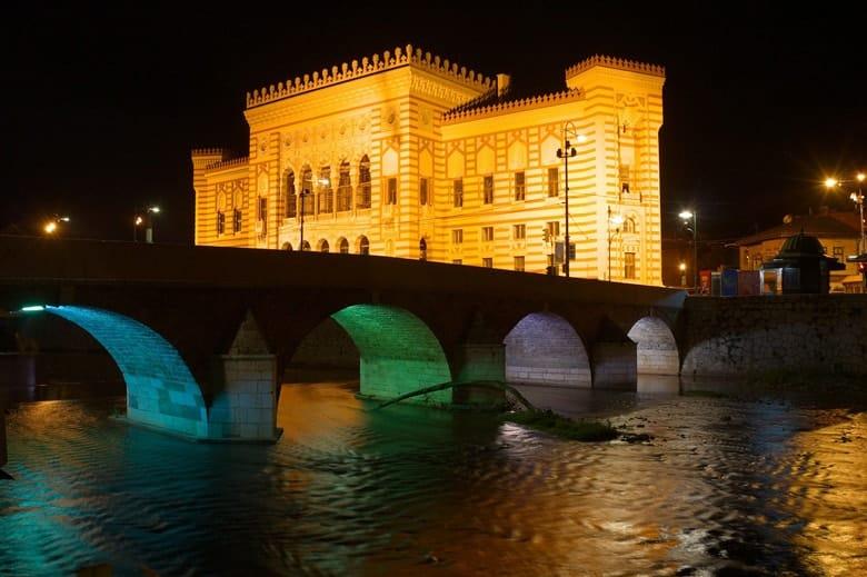 Sarajevo VIjecnica