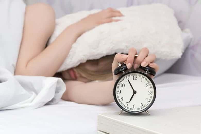 spavanje i budenje u isto vrijeme