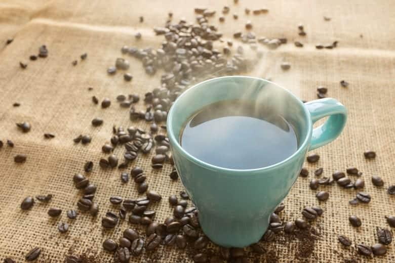kafa prije spavanja