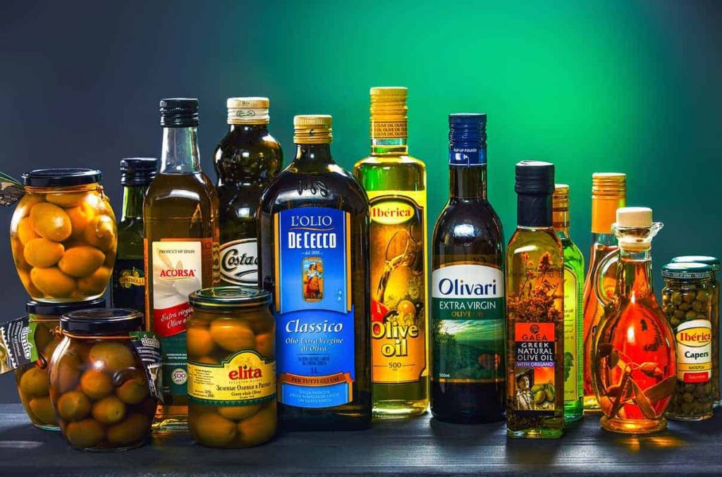 maslinovo ulje protiv biljnog ulja