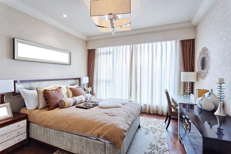 udoban krevet dusek i posteljina