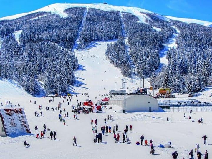 skijaliste Igman Malo polje