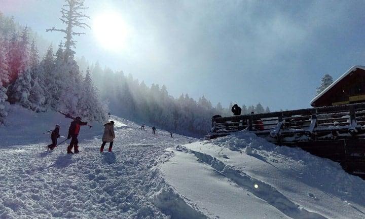 skijaliste Ostrelj