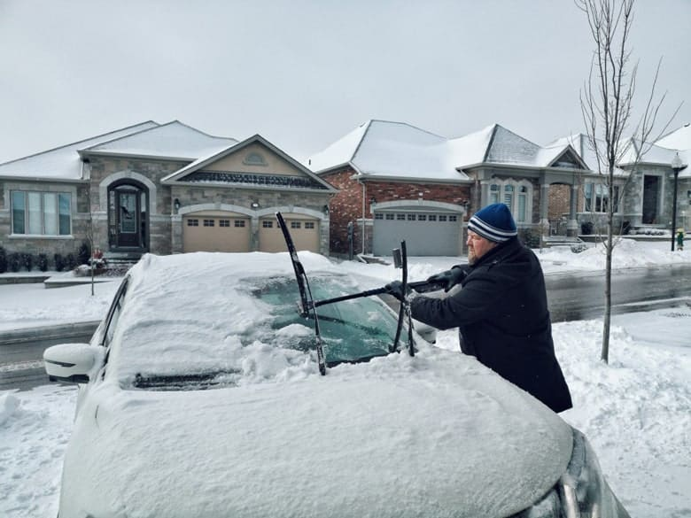 pripremite svoje auto za zimu