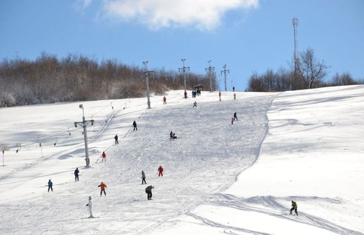skijaliste Rostovo