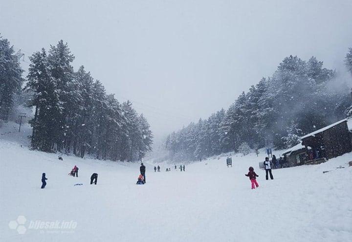 skijaliste Rujiste