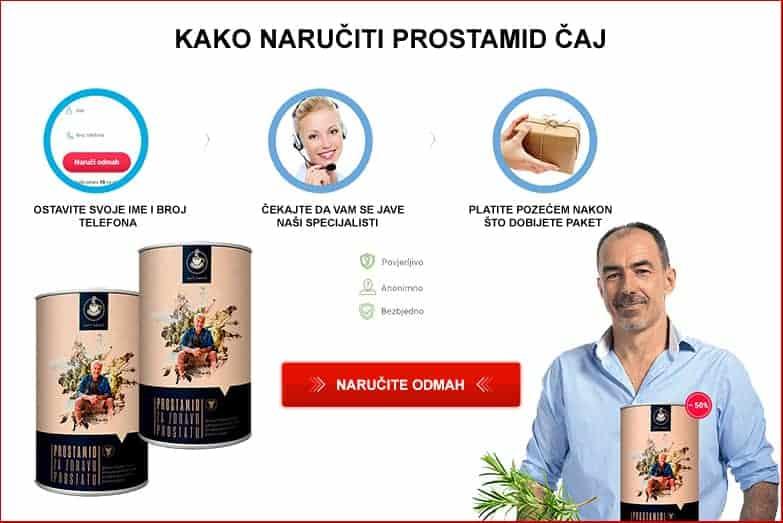 Kako kupiti Prostamid caj