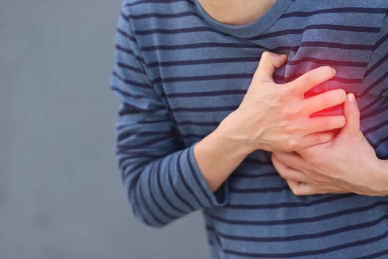 simptomi srcanog udara