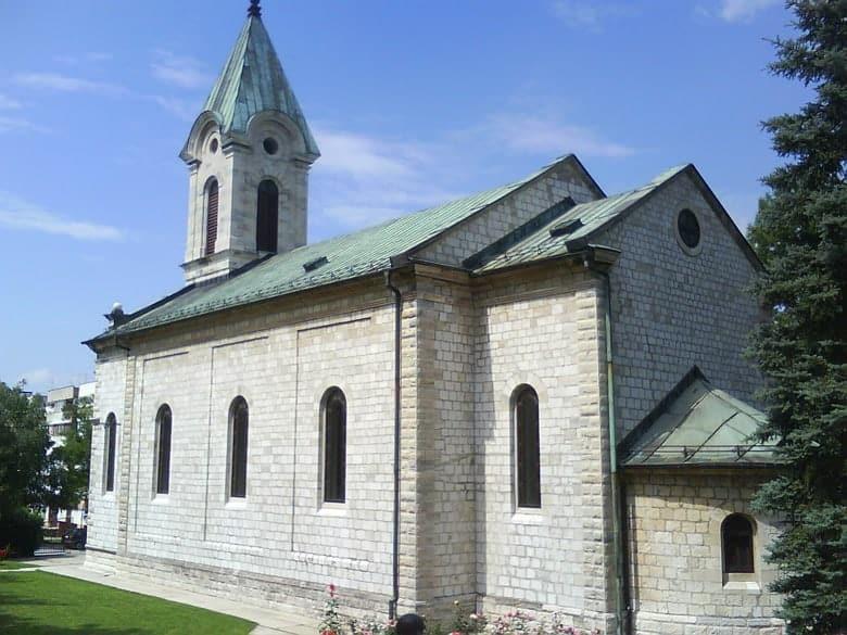Crkva Svih Svetih
