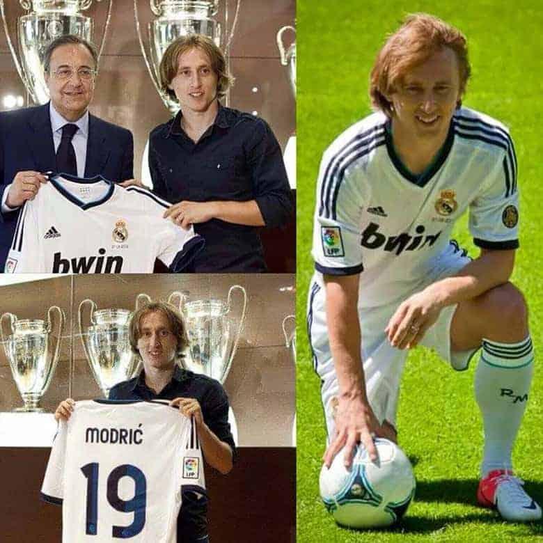 Luka Modric Perez
